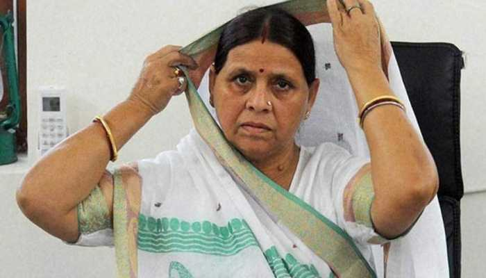 CRPF jawan deployed on security duty commits suicide at Rabri Devi's residence