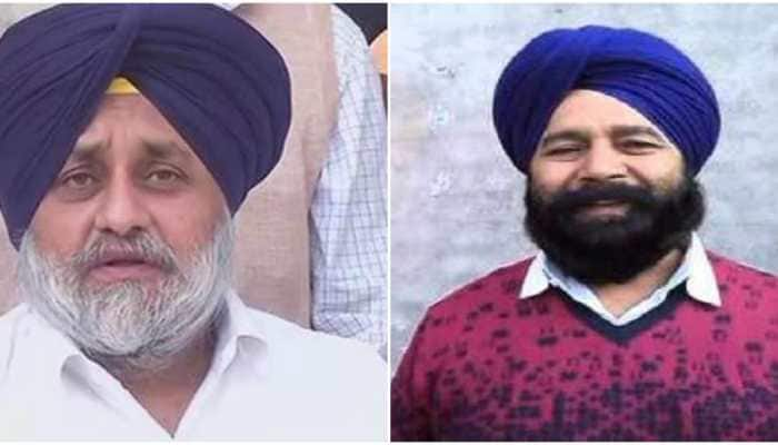 Akali top gun Sukhbir Singh Badal to battle it out with ex-colleague Sher Singh Ghubaya in Punjab's Ferozepur