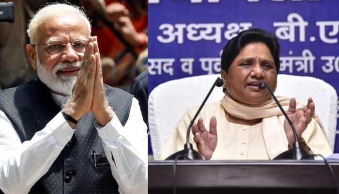 Mayawati slams PM Modi, wonders if 2019 Varanasi will repeat 1977 Raebareli