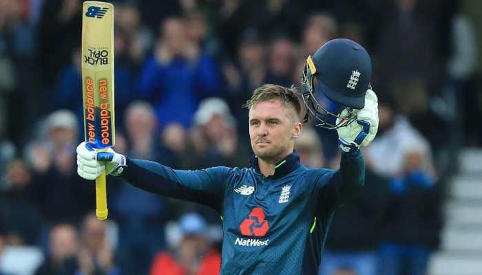 Jason Roy ton helps England seal ODI series win over Pakistan