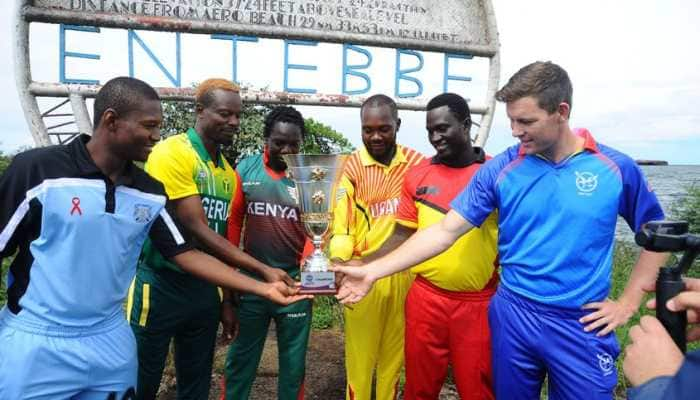 Six teams assemble in Uganda for ICC T20 World Cup Africa final qualifier