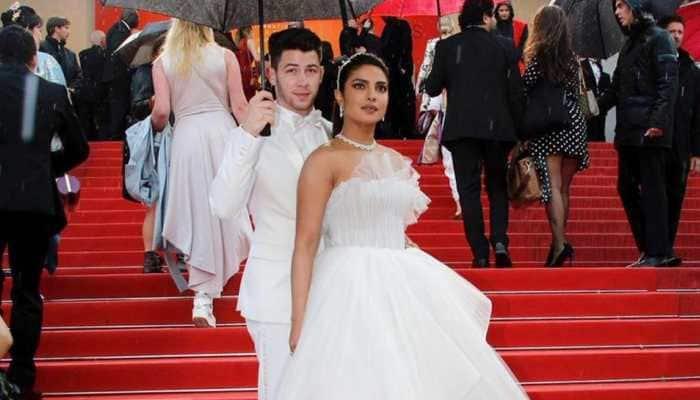 Priyanka Chopra, Nick Jonas look straight out of a fairytale at Cannes 2019—Pics
