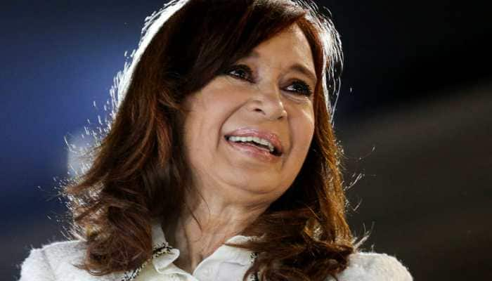 Cristina Fernandez surprises Argentina by running for vice president, not top job