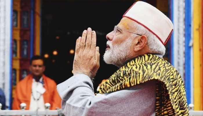 PM Narendra Modi says did not ask for anything from god in Kedarnath