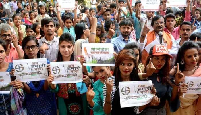 Lok Sabha election 2019: Exit polls predict big win for YSRCP in Andhra; TRS set to sweep Telangana