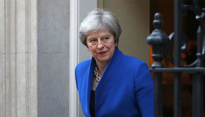 UK Prime Minister Theresa May to make 'new, bold offer' on Brexit bill, Labour Party sceptical
