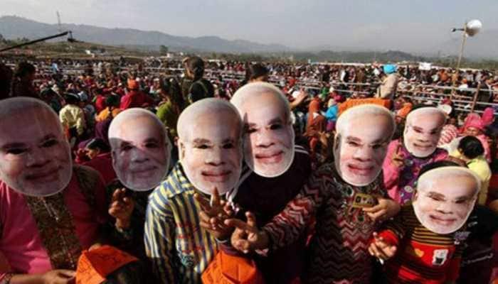 Lok Sabha election 2019: Zee Maha Exit Poll predicts BJP-led NDA to storm back to power