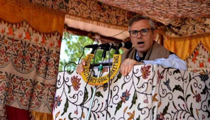 'Every single exit poll can't be wrong,' says Omar Abdullah after surveys predict NDA victory