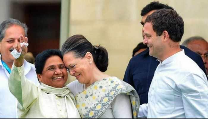 Mayawati may meet Sonia Gandhi ahead of declaration of Lok Sabha poll results