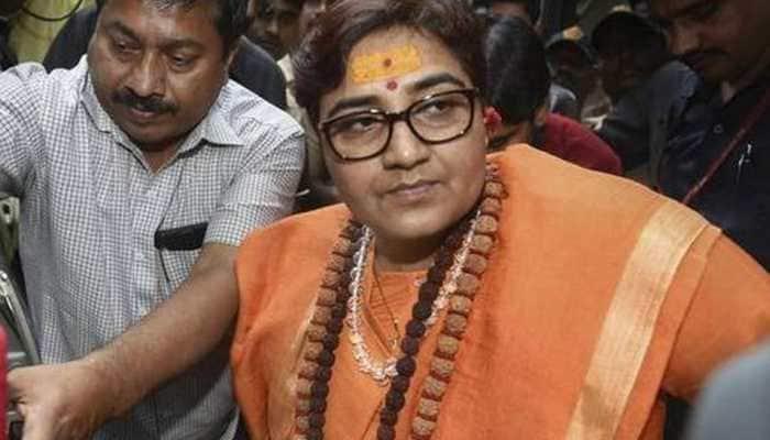 After triggering controversies through her remarks, Sadhvi Pragya opts for 'silent' penance