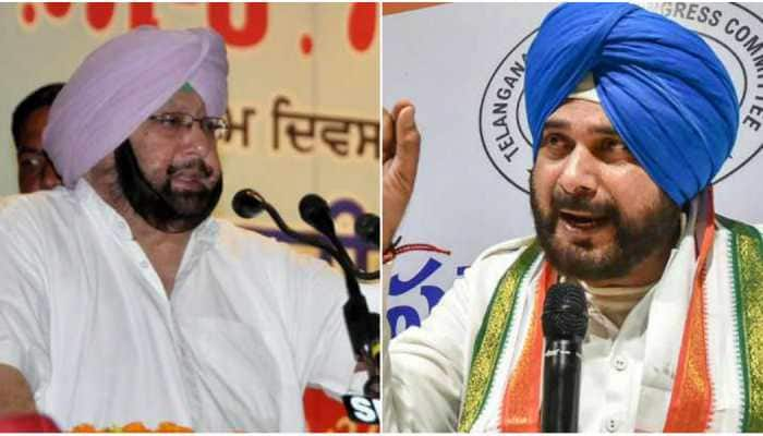 Congress mulls action against Navjot Singh Sidhu for comments against Punjab CM Amarinder Singh