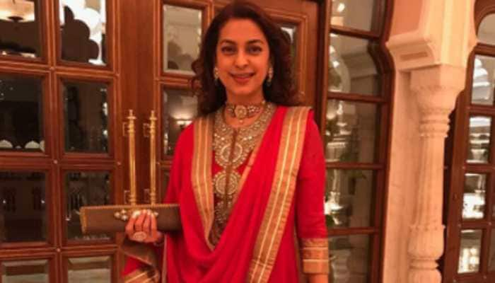 Juhi Chawla on why her son can be an actor