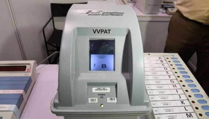 TMC asks EC why can't VVPAT slips be counted first