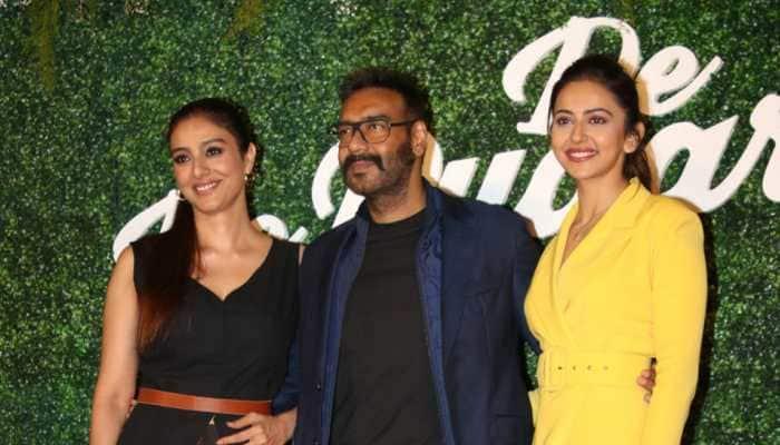 De De Pyaar De collections: Ajay Devgn starrer crosses Rs 50 cr mark at Box Office