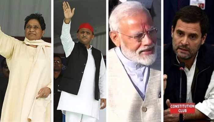 Watch live streaming of Lok Sabha election result 2019 of Uttar Pradesh's 80 seats on Zee News