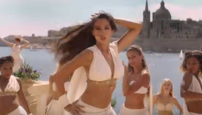 Nora Fatehi's belly dance in Salman Khan's 'Turpeya' song from 'Bharat' steals the show—Watch
