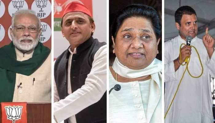 Lok Sabha election results 2019: Can SP-BSP-RLD Mahagathbandhan derail the Modi juggernaut in Uttar Pradesh? Counting today