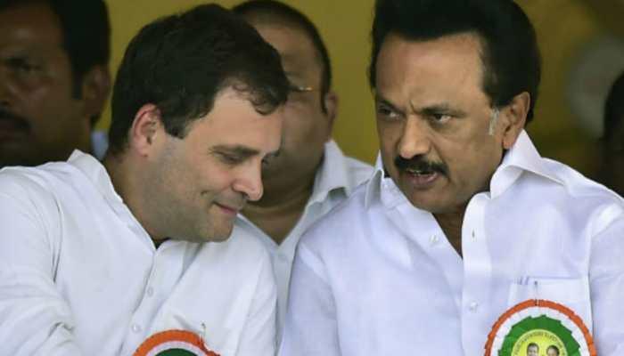 Lok Sabha election results 2019: DMK+ triumphs in Tamil Nadu, Congress wins Puducherry