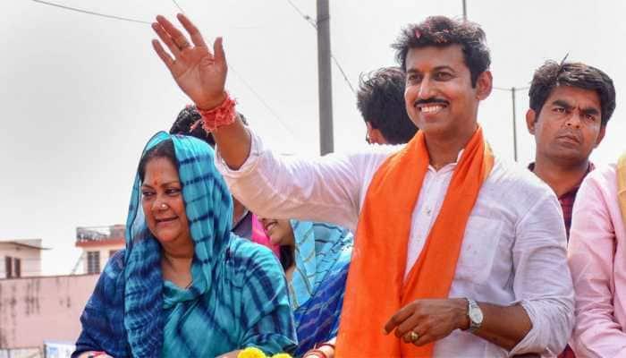 Lok Sabha Election Results 2019: Woke up to ModiAaRahaHai, tweets Rajyavardhan Rathore
