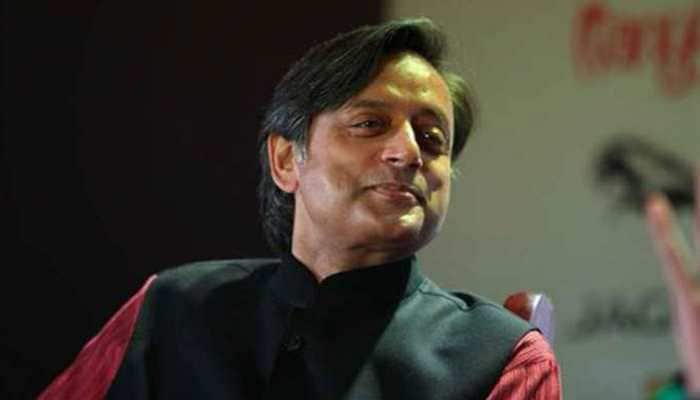 Shashi Tharoor registers hat-trick victory in Lok Sabha elections 2019