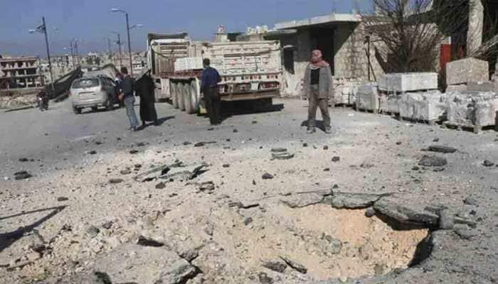 Rockets hit hotel in Libyan capital