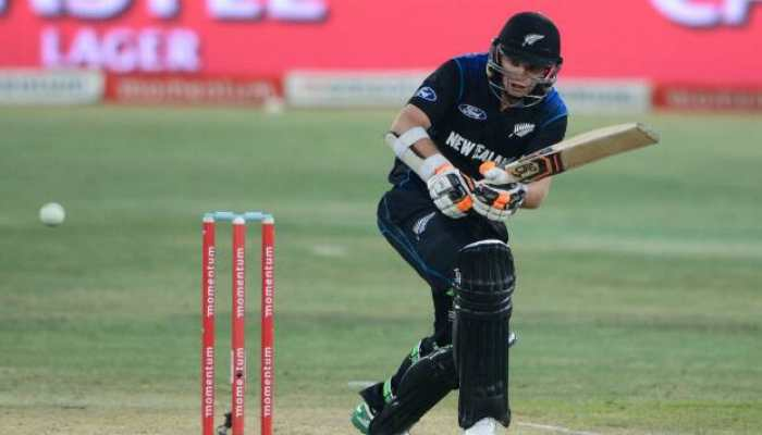 New Zealand's Tom Latham to skip World Cup warm-ups with finger injury