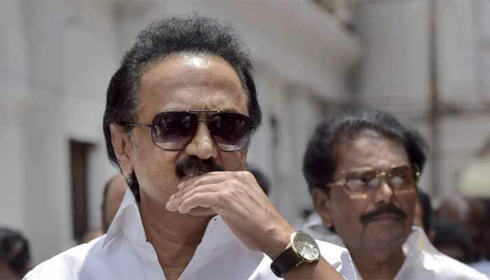 Newly-elected MPs and MLAs meet Dravida Munnetra Kazhagam chief MK Stalin in Chennai