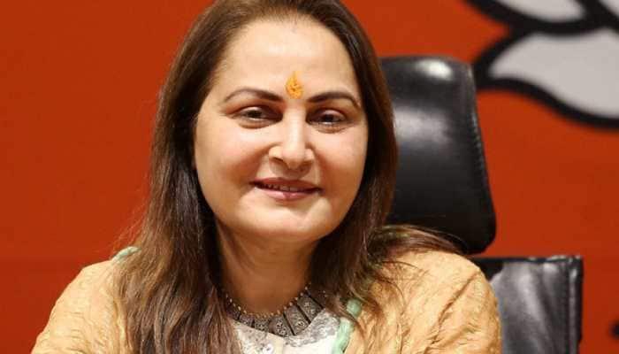 Local party leaders 'plotted' my defeat: BJP leader Jaya Prada