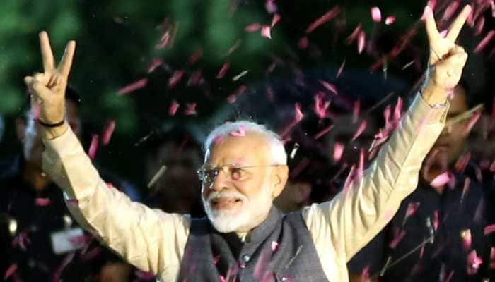 PM Modi says 'a new dawn awaits, a new term beckons'