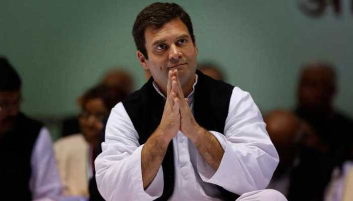 'Rahul Gandhi to re-contest from Amethi in 2024'