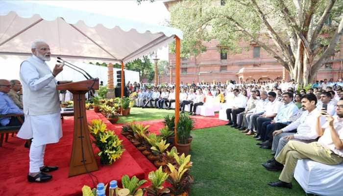 Our teamwork helped people trust our governance: PM Narendra Modi hails PMO staff