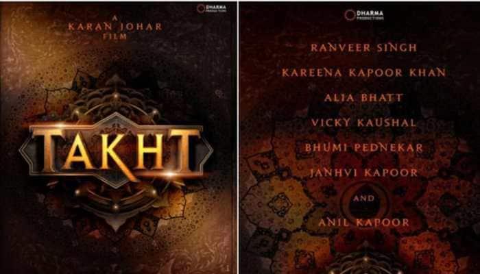 Ranveer Singh-Kareena Kapoor's 'Takht' delayed? Here's what we know