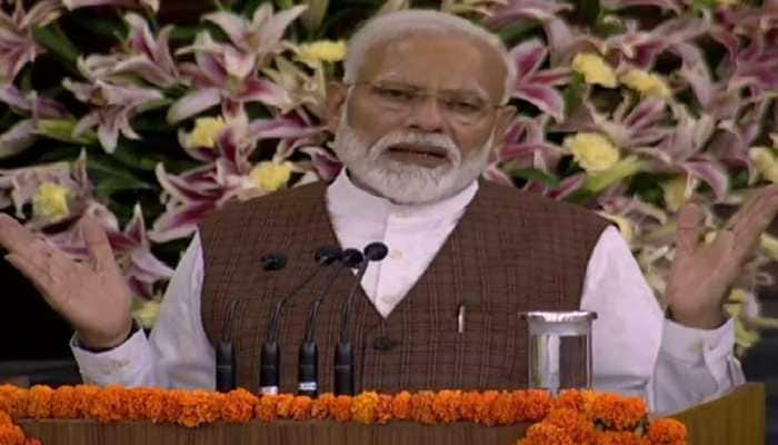 PM Narendra Modi coins new slogan 'NARA' as he prepares for second term
