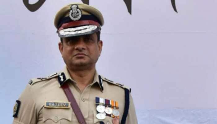 Look-out notice issued against ex-Kolkata top cop Rajeev Kumar