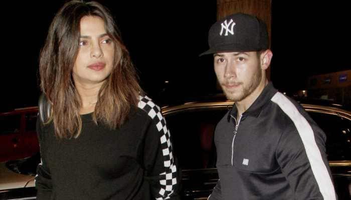 Priyanka Chopra-Nick Jonas celebrate a year of togetherness