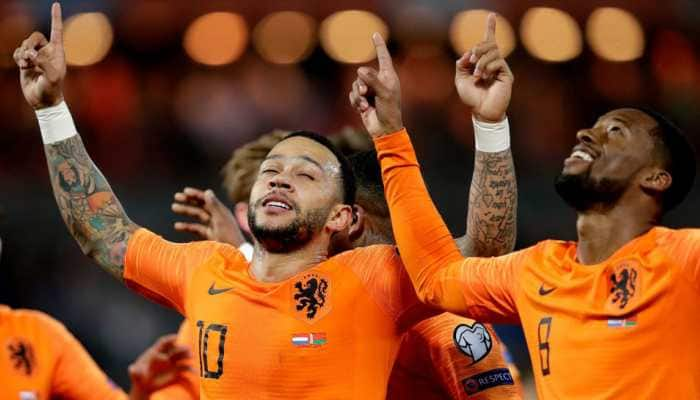 Dutch see UEFA Nations League as a prize worth winning