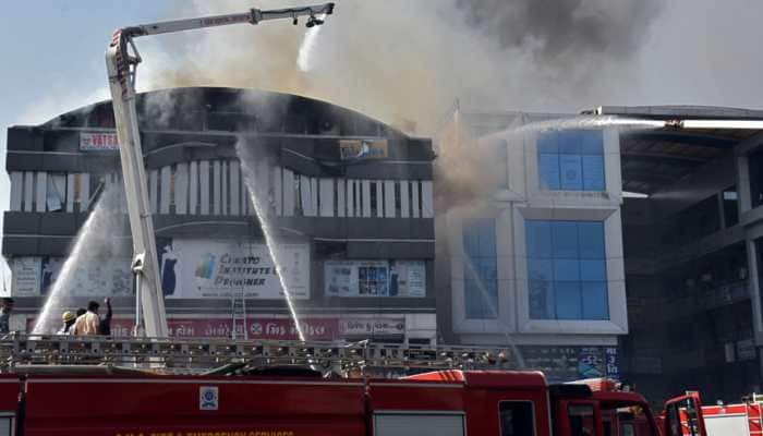 Two more persons arrested in connection with Surat fire