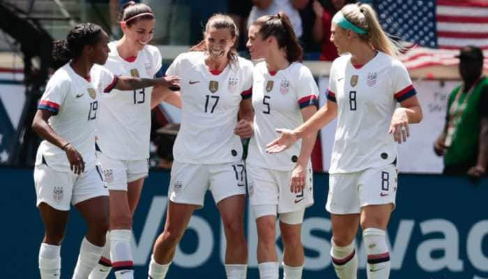USA beat Mexico 3-0 in women's World Cup warm-up match
