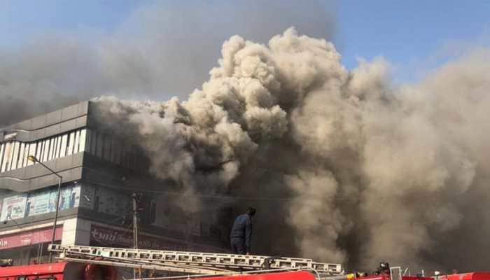 Surat tragedy: Congress demands strict enforcement of fire safety norms