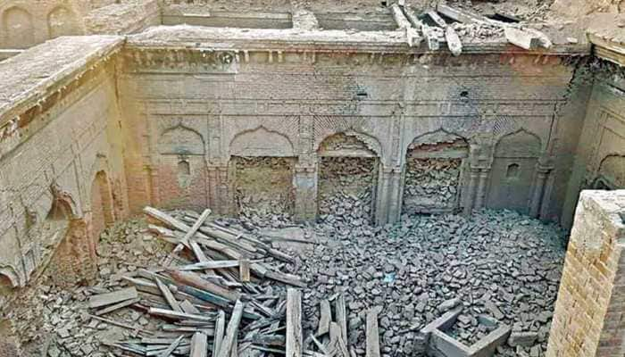Harsimrat Kaur seeks PM's intervention in Guru Nanak Palace demolition
