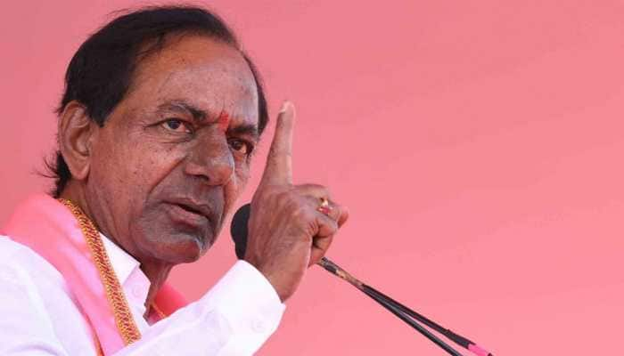 Shocked TRS counts Lok Sabha election losses in Telangana