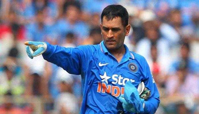 Tweeple laugh as Dhoni stops bowler, sets field for Bangladesh - Watch video