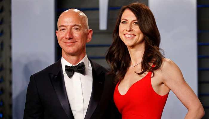 MacKenzie Bezos to give half of $37 bn alimony to charity