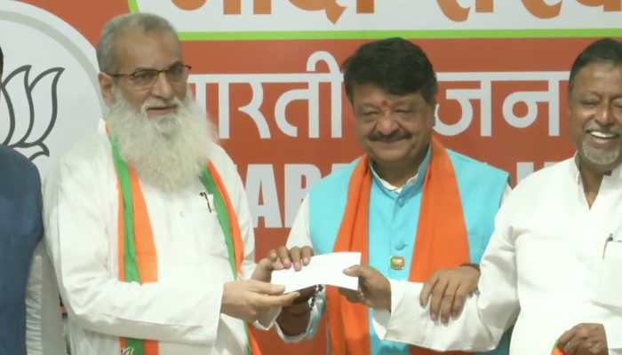 More TMC leaders join BJP, party MLA Manirul Islam latest to switch sides