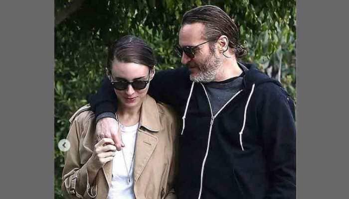 Rooney Mara and Joaquin Phoenix engaged?