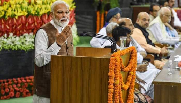 Narendra Modi's swearing-in ceremony to be biggest ever event at Rashtrapati Bhavan; multi-layer security in Delhi