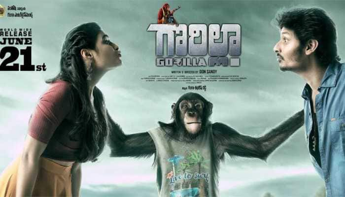 Jeeva and Shalini Pandey starrer Gorilla to release on June 21