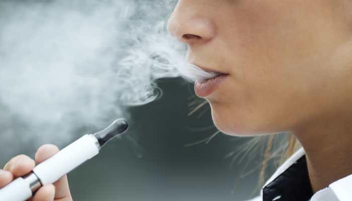 Flavoured e-cigarettes trigger heart disease risk