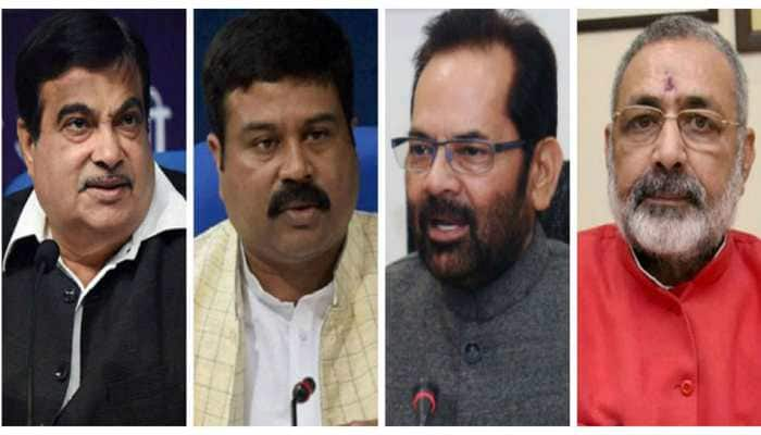 From Nitin Gadkari to Sadanand Gowda, several MPs all set to be part of Narendra Modi's Cabinet again