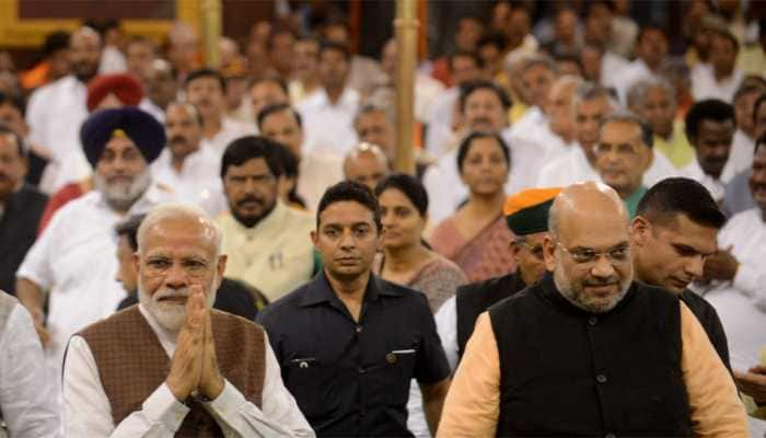PMO dials several BJP MPs, NDA leaders to take oath in Modi 2.0 government: Check out the list